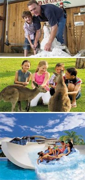 农庄和澳大利亚传统的